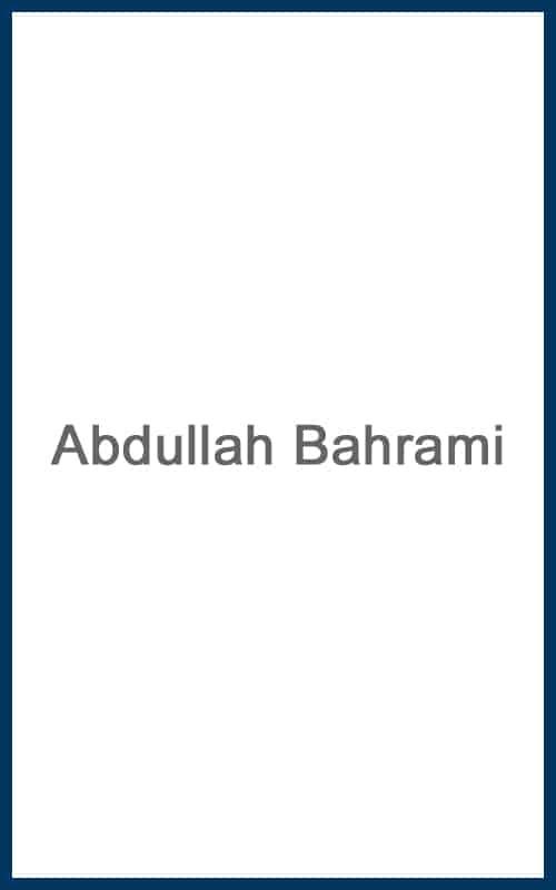 Abdullah Bahrami