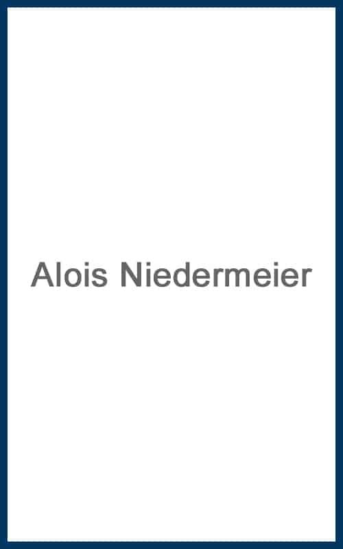 Alois Niedermeier